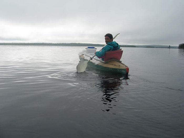 Княжегубское водохранилище. Озеро Сенное